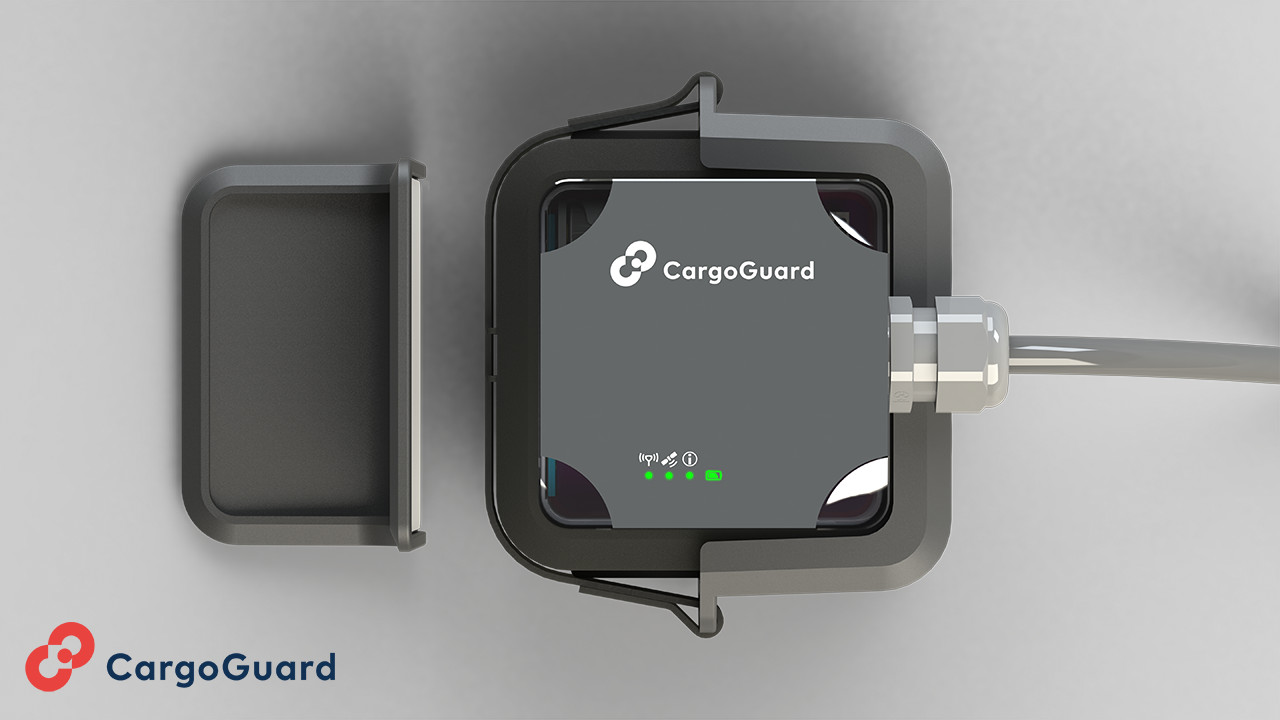 Fixed CargoCop: User friendly, extreme robust and flexibile GSM- and GPS-Tracker.