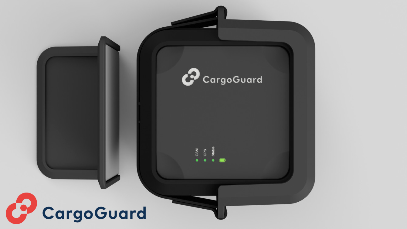 Portable CargoCop: User friendly, battery-driven, extreme robust and flexibile GSM- and GPS-Tracker.